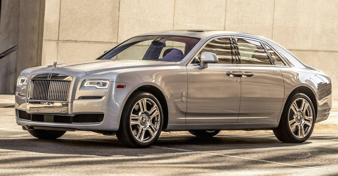 2016 Rolls Royce Ghost Series Ii Exterior Interior Review Auto Photo News