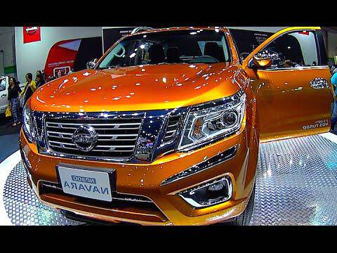 All new Nissan NAVARA 2015 / 2016, NP300 2015, 2016 Video ...
