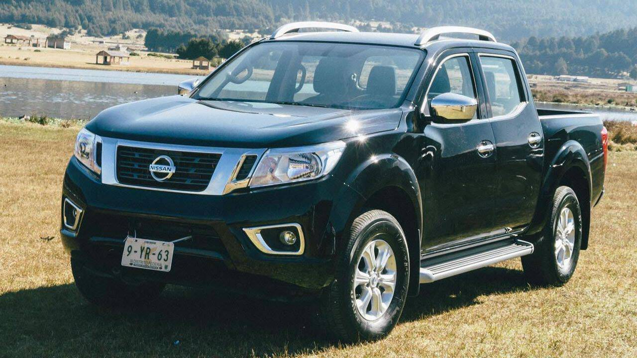 Nissan NP300 Frontier 2016 a prueba -AUTO Photo News